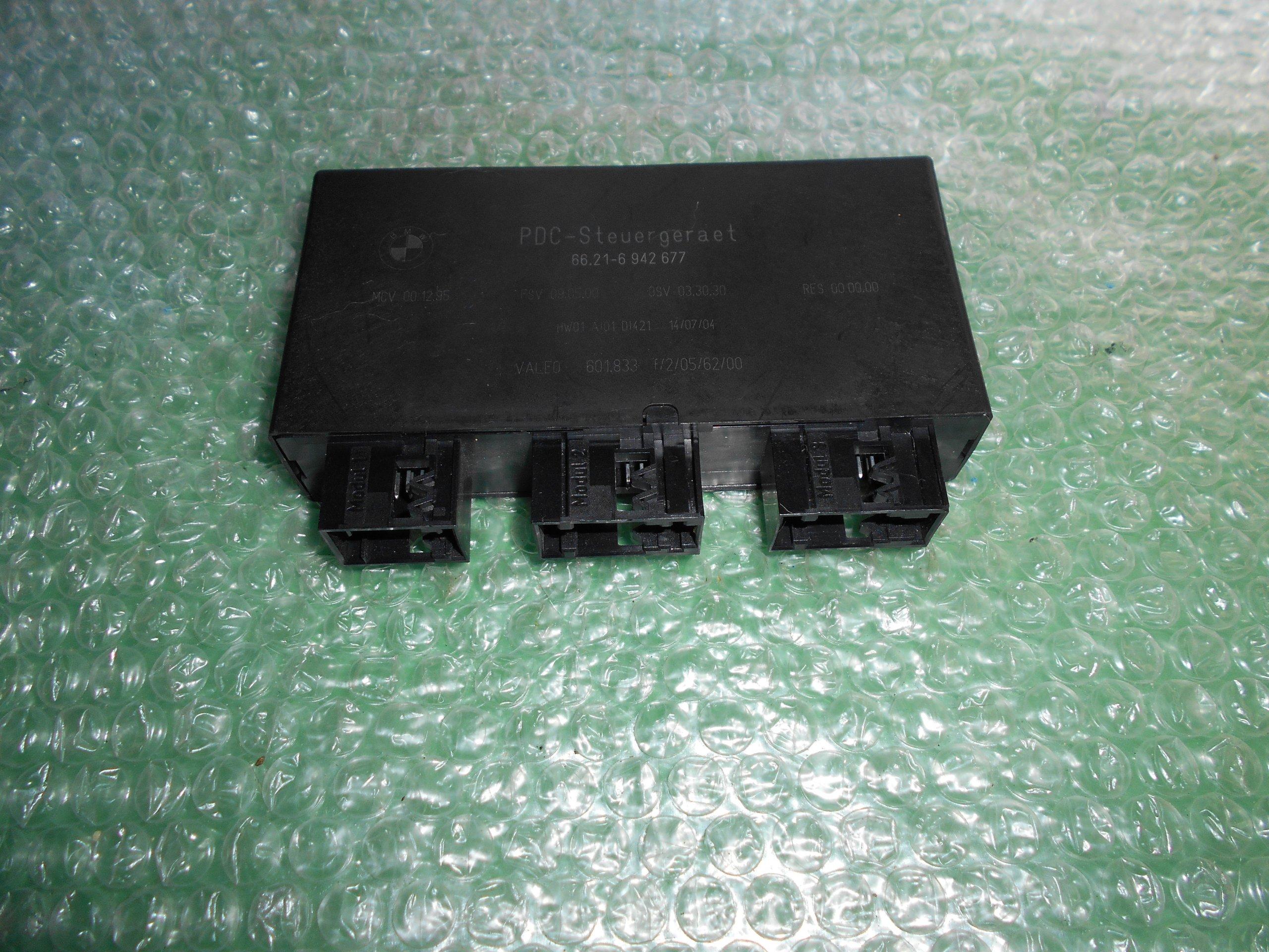 CENTRALITA DE PARKING PDC 66.21-6942677 BMW SERIE 5 (E60-E61)(2003-2010)