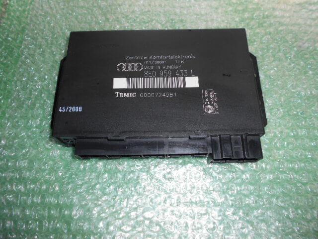 MODULO DE CONFORT BSI 8E0959433L – TEMIC 00007245B1 AUDI A4 (B6)(2001-2005)