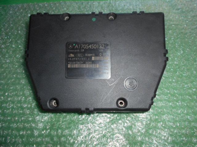UNIDAD ELECTRÓNICA DEL ABS A1705450132 – ATE 10.0947-1511.3 MERCEDES BENZ SLK – MERCEDES CLK (W170-W208)(1996-2004)