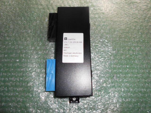 UNIDAD DE TECHO ELECTRICO 13197774 – 133025305 OPEL ASTRA H TWIN TOP (2007-2010)