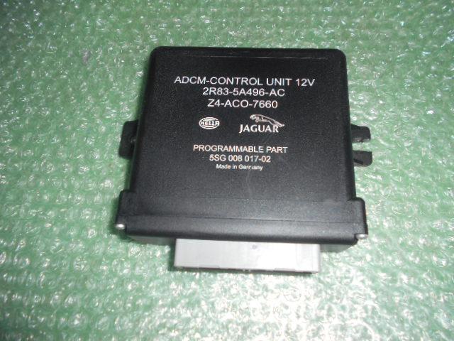 MODULO CONTROL DE SUSPENSION 2R83-5A496-AC – Z4-ACO-7660 JAGUAR S-TYPE (1999-2008)