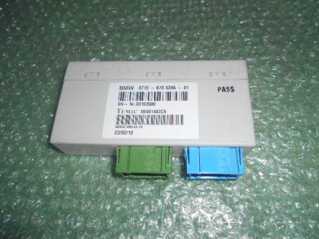 MODULO DE CONTROL SUSPENSION ADAPTIVE 3715-6785396 – TEMIC 00401482C9 BMW X5 (E70) – BMW X6 (E71) (2010-2015)
