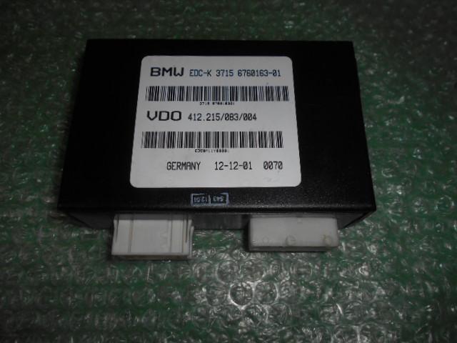 MODULO CONTROL DE SUSPENSION 3715-6760163 BMW SERIE 7 (E65-E66)(2002-2009)