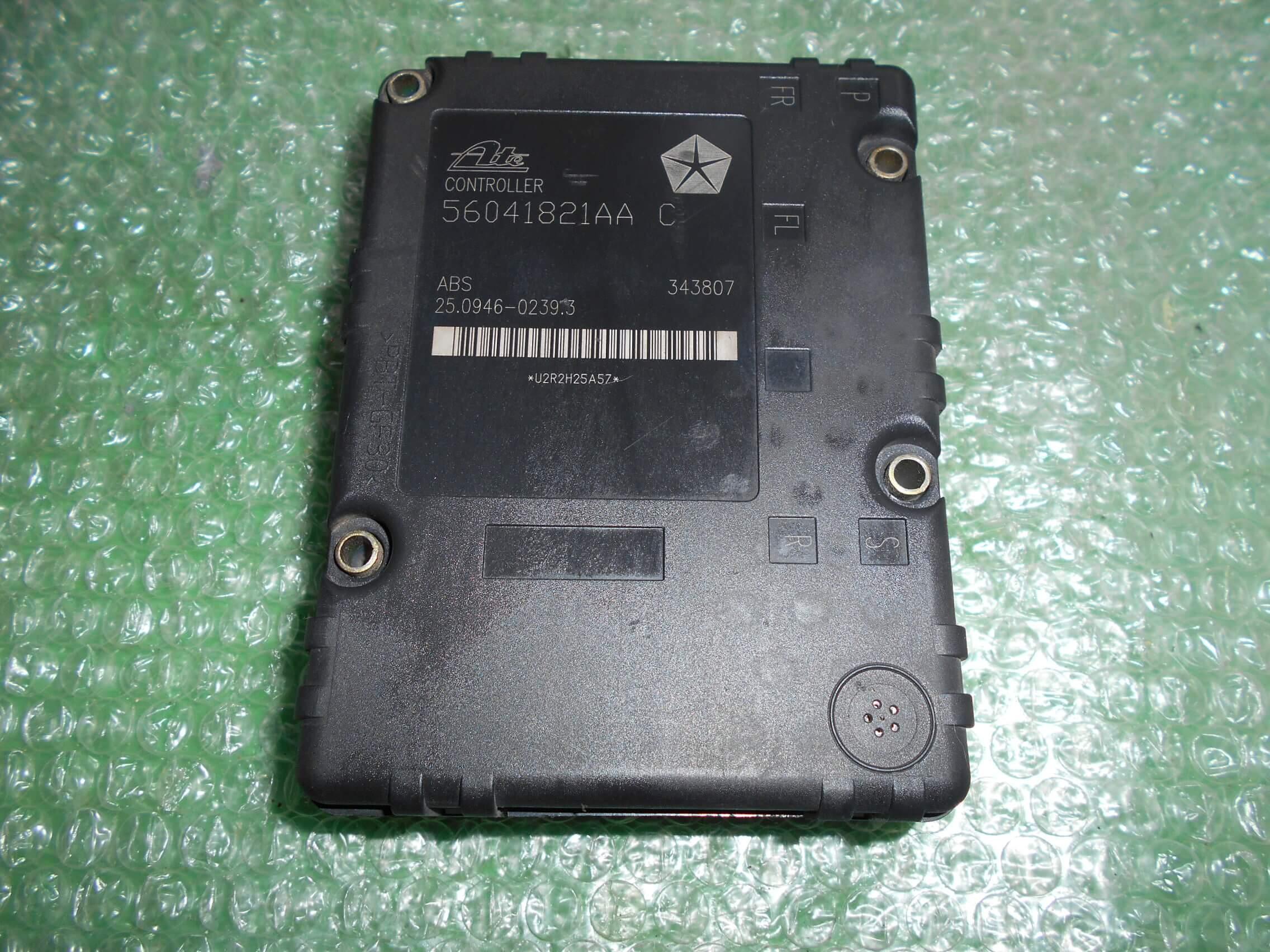 UNIDAD ELECTRÓNICA DE FRENO DEL ABS 56041821AA – ATE 25.0946-0239.3 JEEP GRAND CHEROKEE II (XJ)(1985-2001)