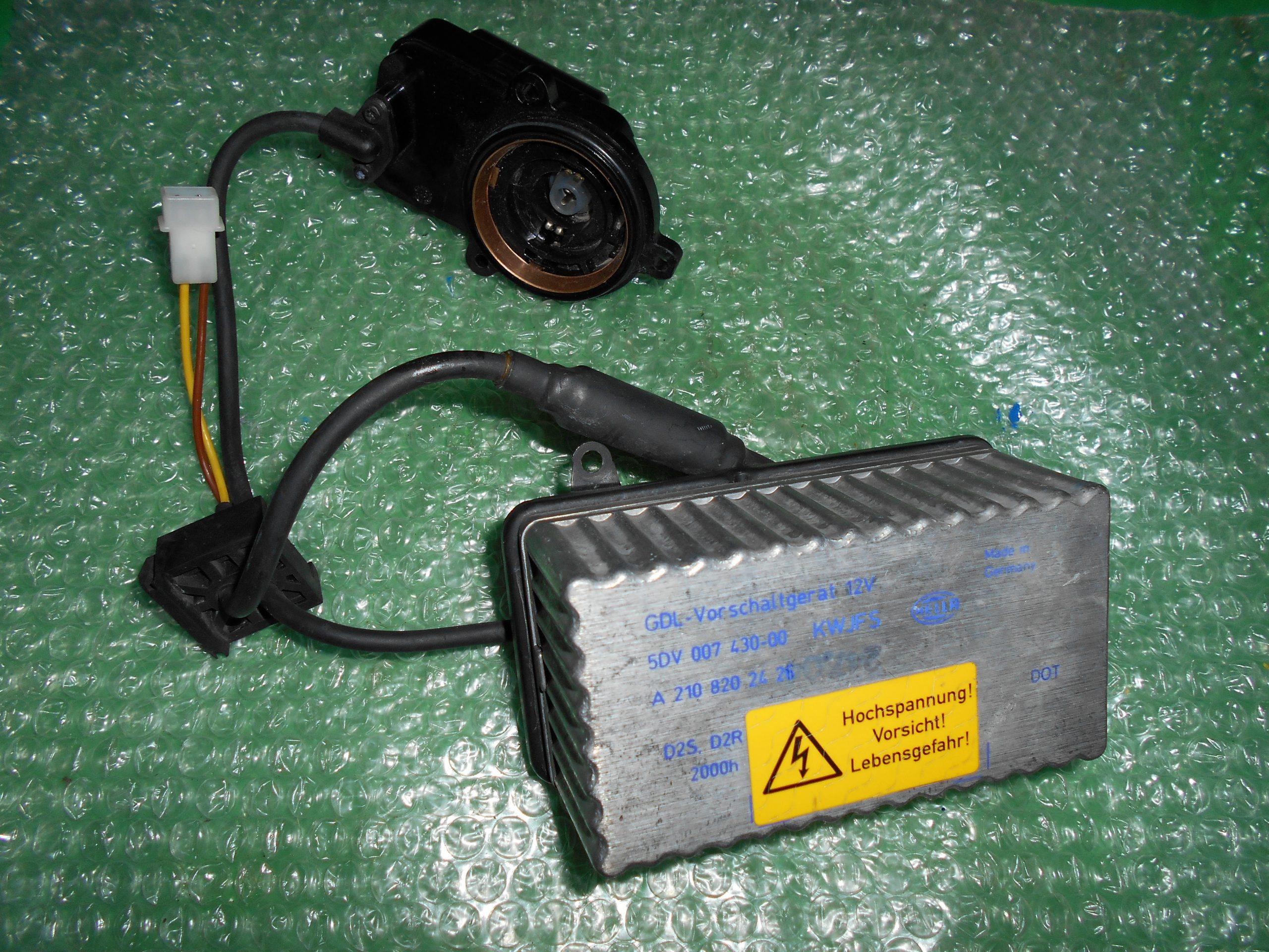 CENTRALITA DE XÉNON A2108202426 – HELLA 5DV007430 MERCEDES BENZ CLASE E (W210)(1998-2004)