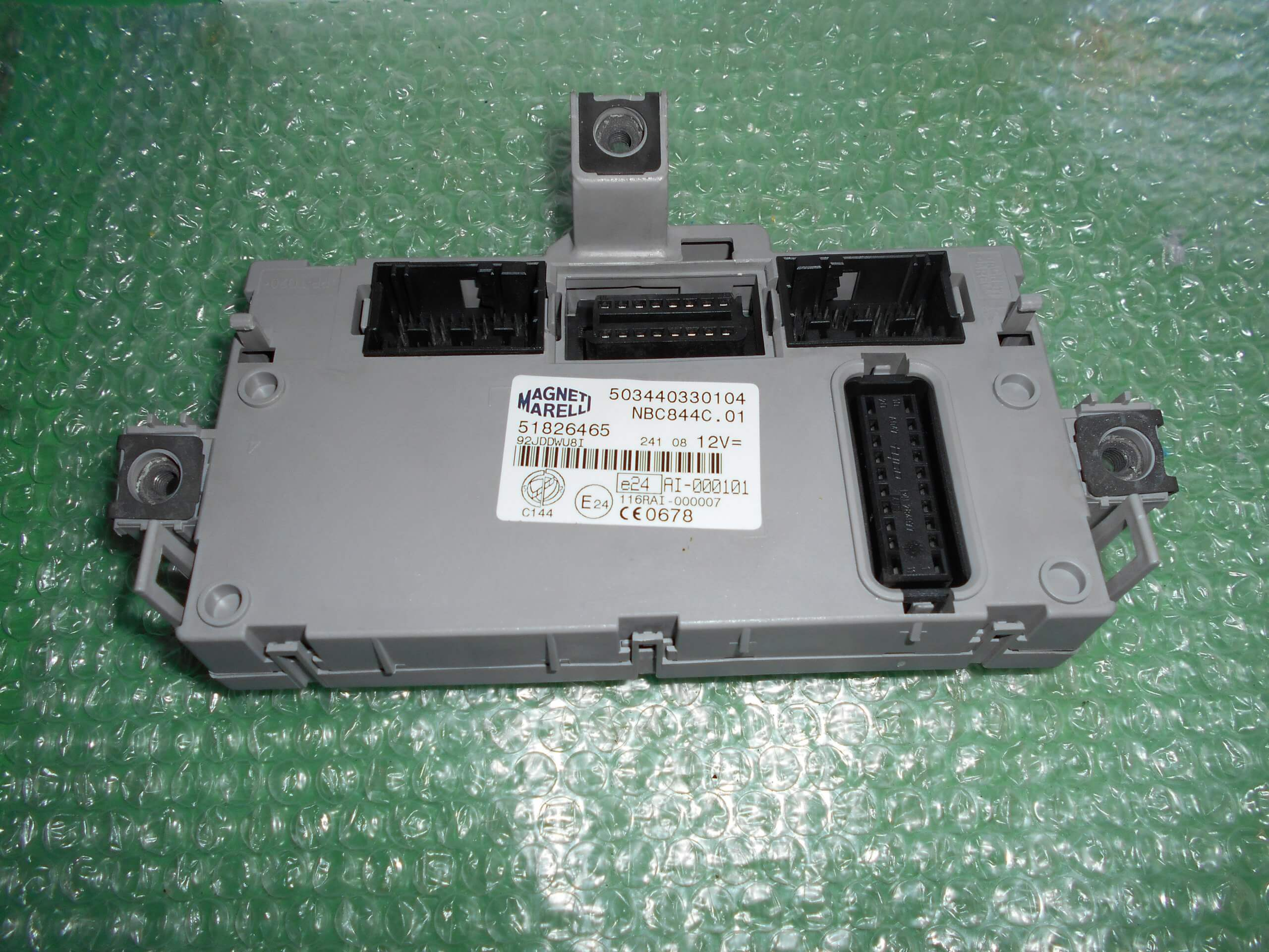 MODULO BODY COMPUTER 51826465 – MAGNETI MARELLI 503440330104 LANCIA DELTA (2008-2014)