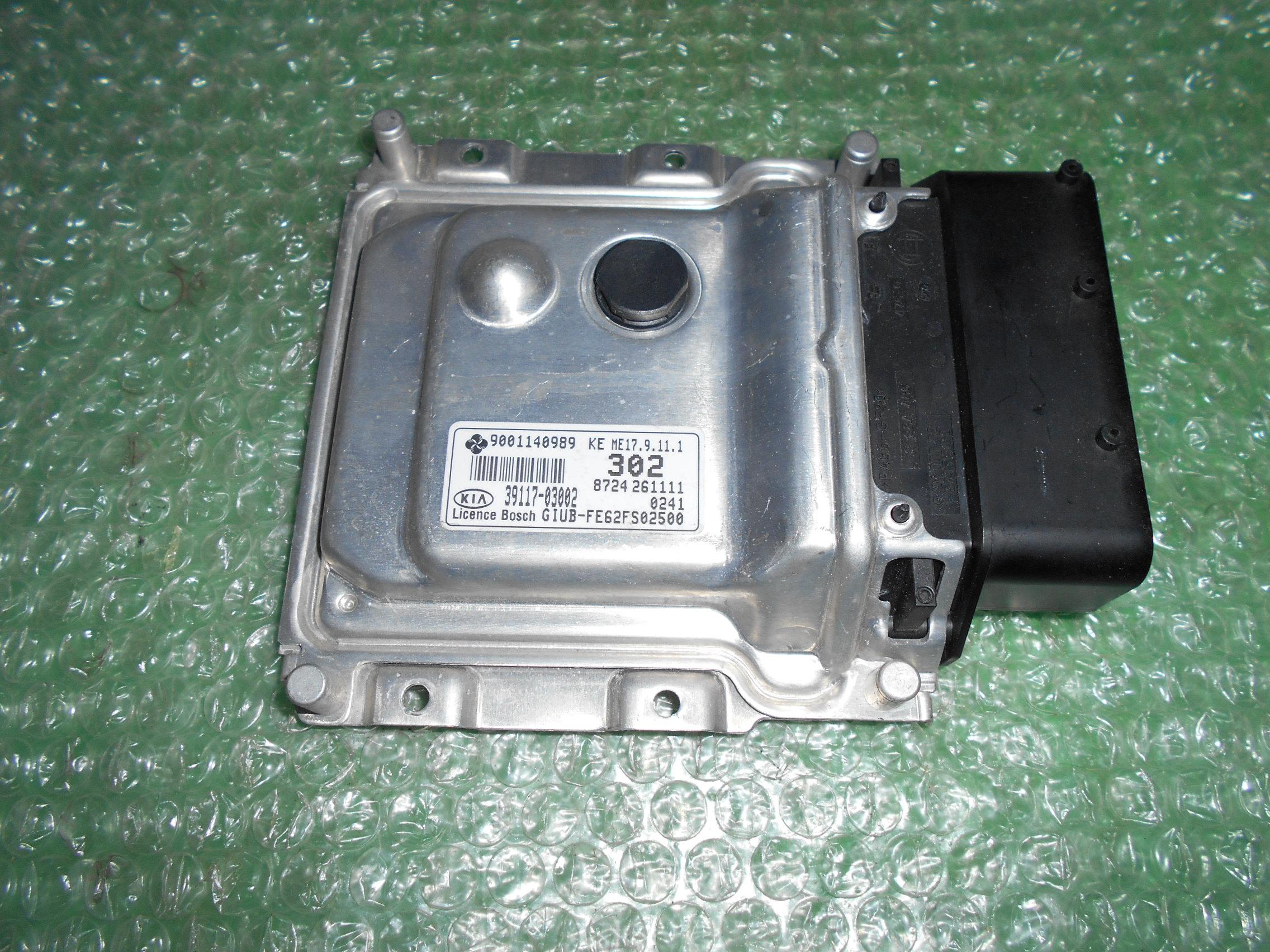 CENTRALITA UCE MOTOR 39117-03002 – 9001140989 KIA RIO III 1.2 16V (2012-2017)