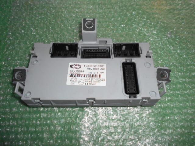 MODULO BODY COMPUTER 51915644 – 5034400810301 FIAT BRAVO II (198)(2007-2014)