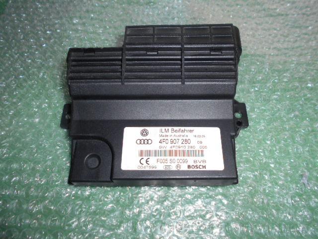 UNIDAD DE CONTROL DE A BORDO 4F0907280 – BOSCH F005S00099 AUDI A6 (C6) – AUDI A8 (D3) – AUDI Q7 (7L) (2005-2011)