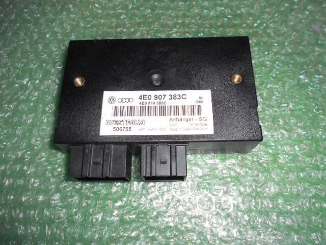 MODULO APOYO DE CONFORT 4E0907383C – 4E0910383C AUDI Q7 (4L) – AUDI A8 (D3)(2003-2010)