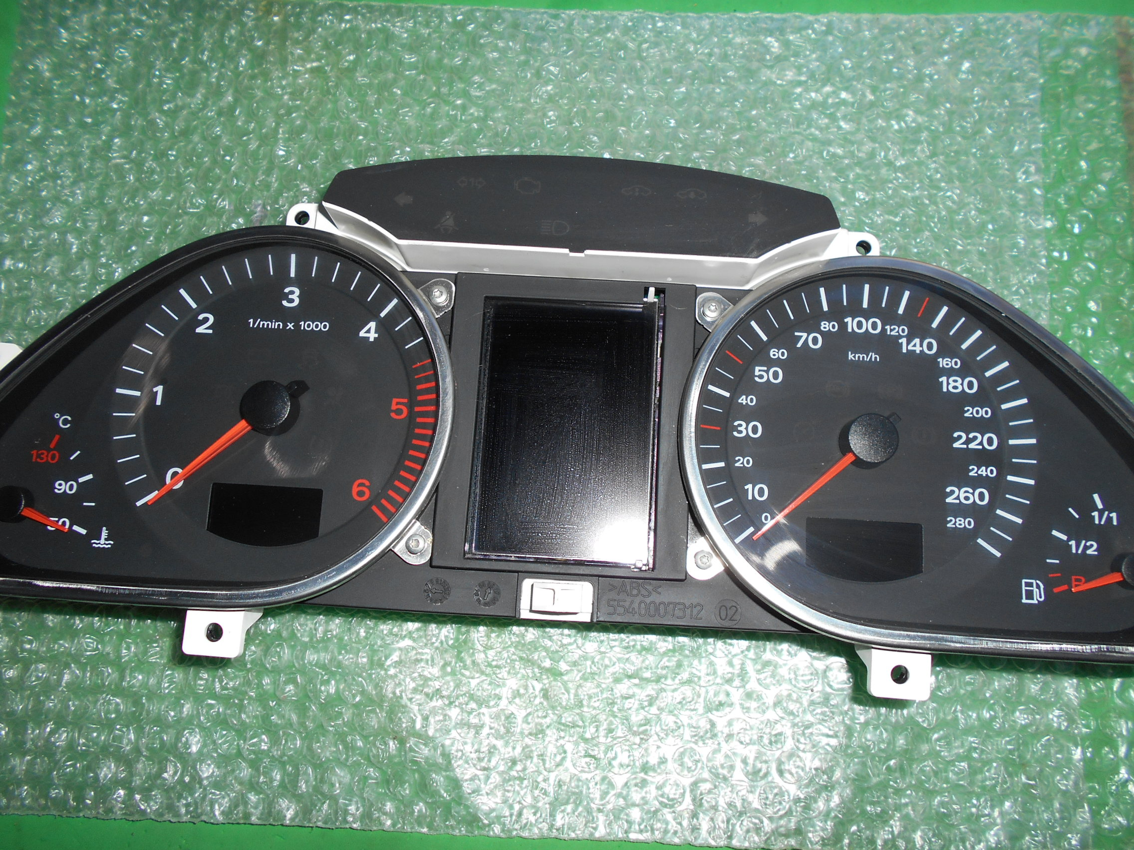 CUADRO DE INSTRUMENTOS 4L0920930B – MAGNETI MARELLI 5550007301 AUDI Q7 3.0 TDI V6 (4L)(2005-2009)