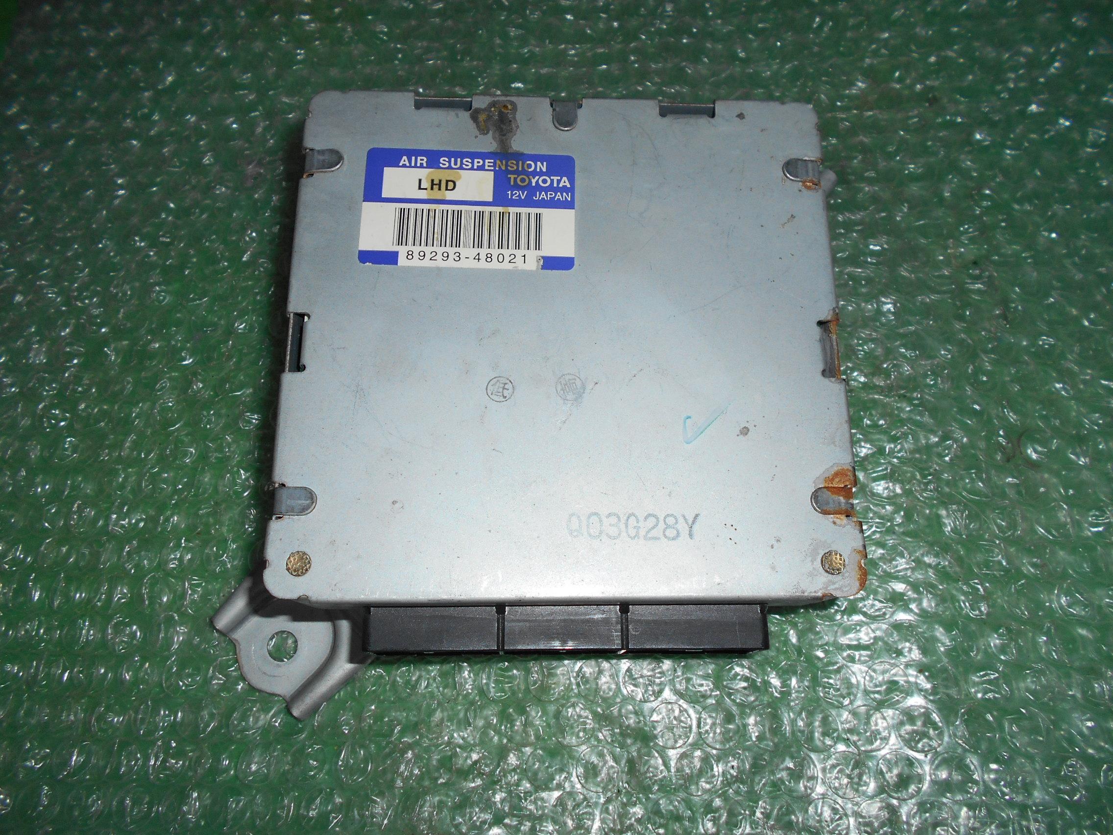 MODULO DE CONTROL DE SUSPENSION 89293-48021 LEXUS RX300 – RX330 – RX350 – TOYOTA (2004-2009)